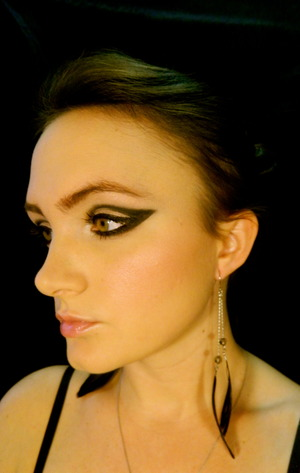 Smokey Winged Eyes