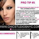 CHIC Pro Tip #5