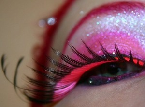 I was just looking online for some makeup ideas, and came across a few(;