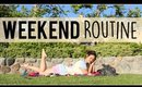 Weekend Routine ☀︎ | Collab with Holly Sheeran