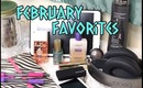 February Favorites 2014 | Beauty, Skincare, Apps & more randoms!