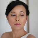 Neutral Bridal Look