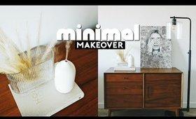 DIY ROOM MAKEOVER 2019! MINIMAL ENTRYWAY TRANSFORMATION | Nastazsa