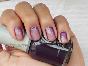 Emma Watson Elle UK Nail Design
