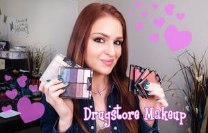 I ♥ Drugstore Makeup TAG! http://gladazzle.com/makeup/i-heart-drugstore-makeup-tag/