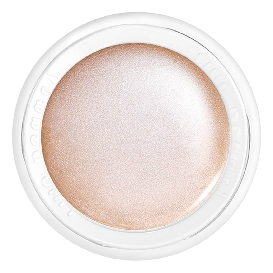 rms beauty Champagne Rosé Luminizer alternative view 1 - product swatch.