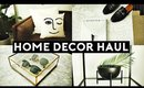 NEW HOME DECOR HAUL (2018) Tumblr Inspired | Nastazsa