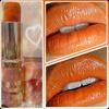 Orange lippy... ;)