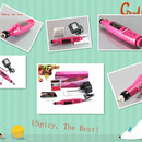 The best nail drill: PEN SHAPE ELECTRIC NAIL ART FILE DRILL