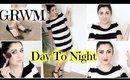 GRWM ♡ Day To Night ( 39 weeks)
