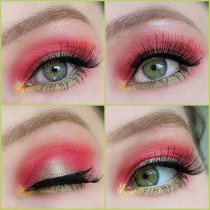 Follow me on instagram for more looks: @makeupbyeline