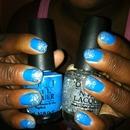 Blue Sparklers
