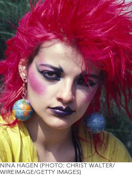 70s Rock Makeup