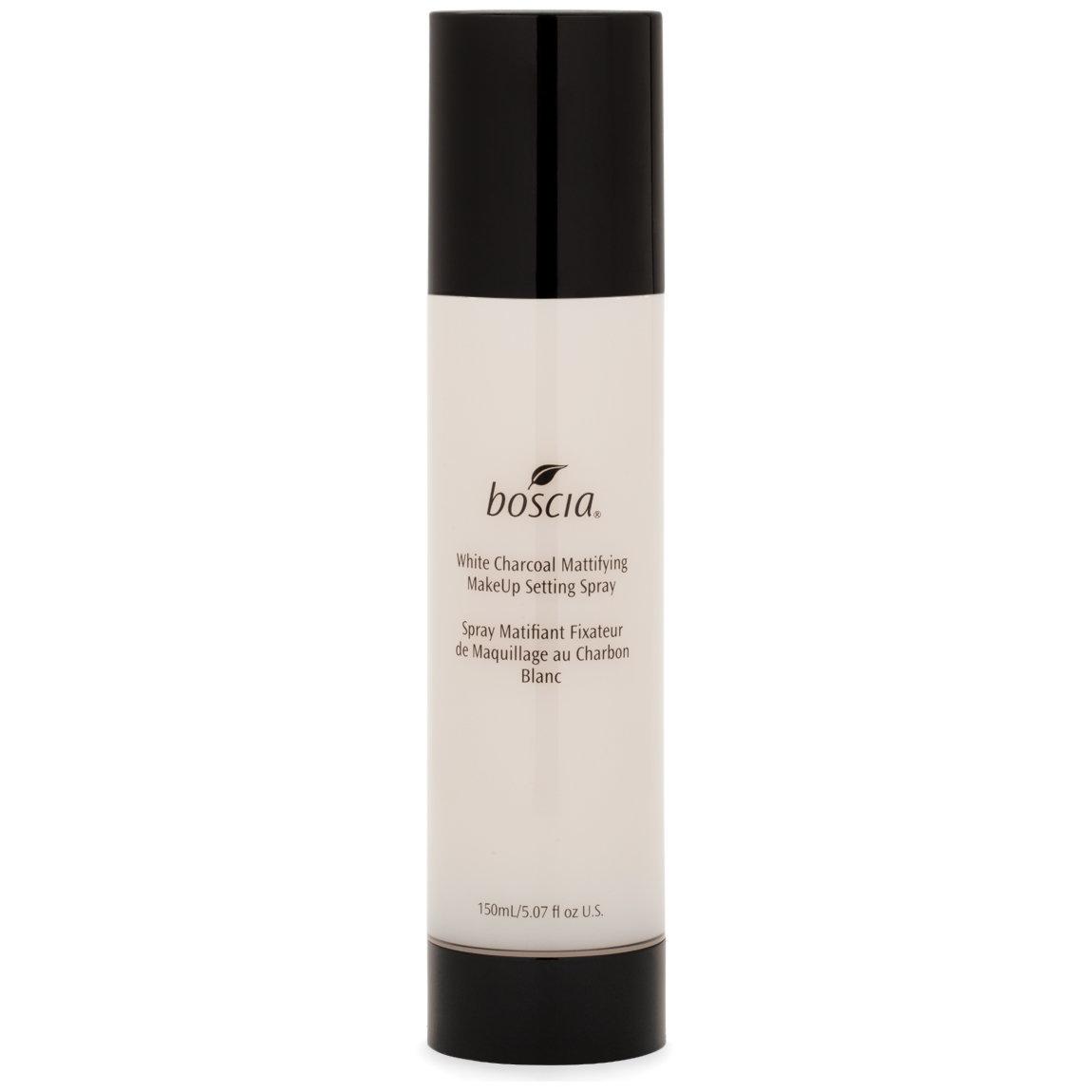 boscia White Charcoal Mattifying Makeup Setting Spray 150 ml product swatch.