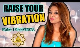 💙 RAISE YOUR VIBRATION USING FORGIVENESS 💙 HOW TO CLEAR ENERGETIC BLOCKS & MANIFEST FASTER 🔮