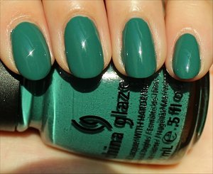 See more swatches & a detailed review here: http://www.swatchandlearn.com/china-glaze-exotic-encounters-swatches-review/