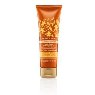 The Body Shop Candied Ginger Hand Cream