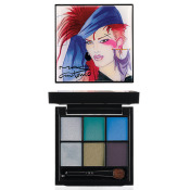 MAC Antonio Lopez 6 Eyes Teal