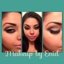 Enid's makeup