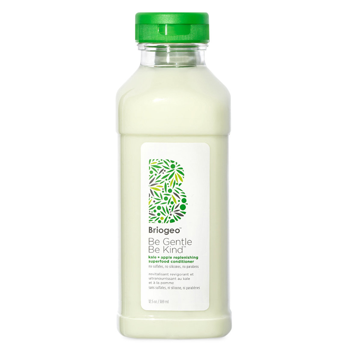 Briogeo Be Gentle, Be Kind Kale + Apple Replenishing Superfood Conditioner alternative view 1 - product swatch.