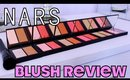 Review: NARS Blush Dual Intensity + SWATCHES!