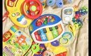 Baby Favorites Toys 3-6 months