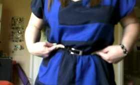 OOTD Shirt Dress