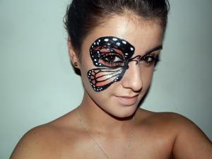 Monarch butterfly :)