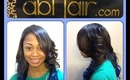 AbHair.com Blue Indian Remy Extensions Review