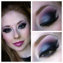 Dusty Purple.
