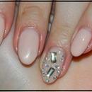 Peach jewelry