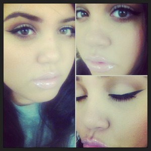 A look I did with Viva Glam Nicki 2