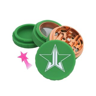 63mm Grinder Soft Touch Green