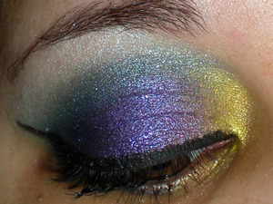 Eyes: GlamourDollEyes Late Night Experiment