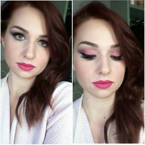 STEP BY STEP OM MY BLOG... http://chicroe.blogspot.it/2015/02/make-up-last-minute-step-by-step.html?m=1