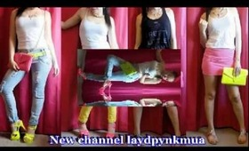 Click for video on new channel laydpynkmua