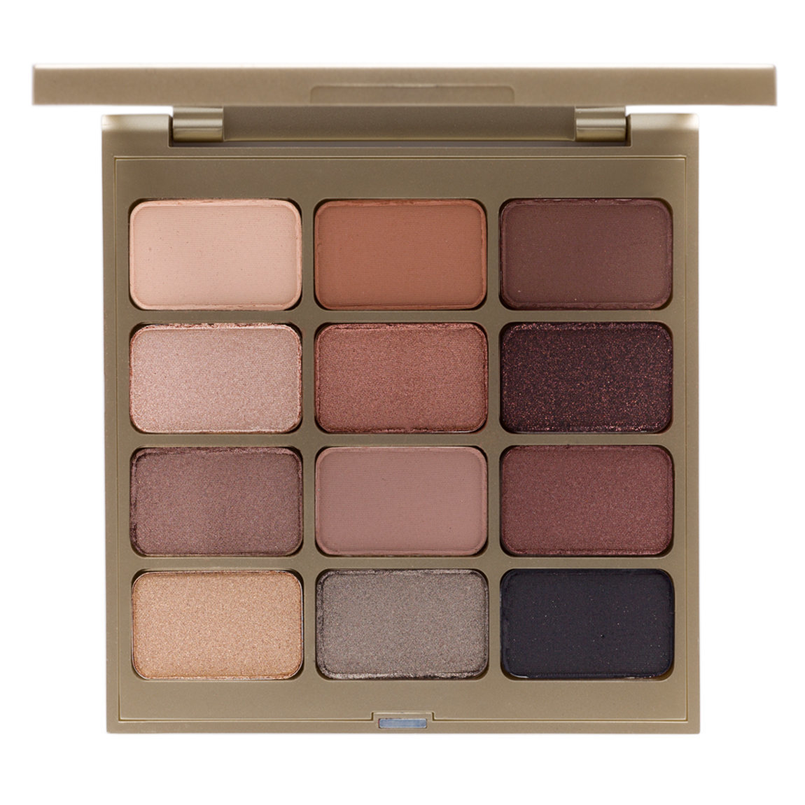 Stila Eyes Are The Window Shadow Palette Soul product swatch.