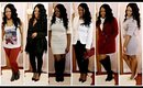December Lookbook | HOLIDAY PARTY OUTFIT IDEAS