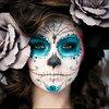 Sugar Skull Halloween Trend 2012