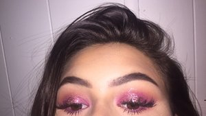 Love this pink look 💕