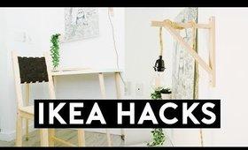 DIY IKEA HACKS (CHEAP + EASY) 2019 | Nastazsa