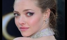 Amanda Seyfried Oscars 13 Makeup Tutorial