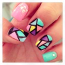 Pastel Stained Glass <3