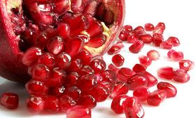 Recipes for Beauty: Pomegranates