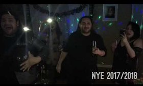 New Years Eve 2017 to 2018