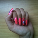 my real nails