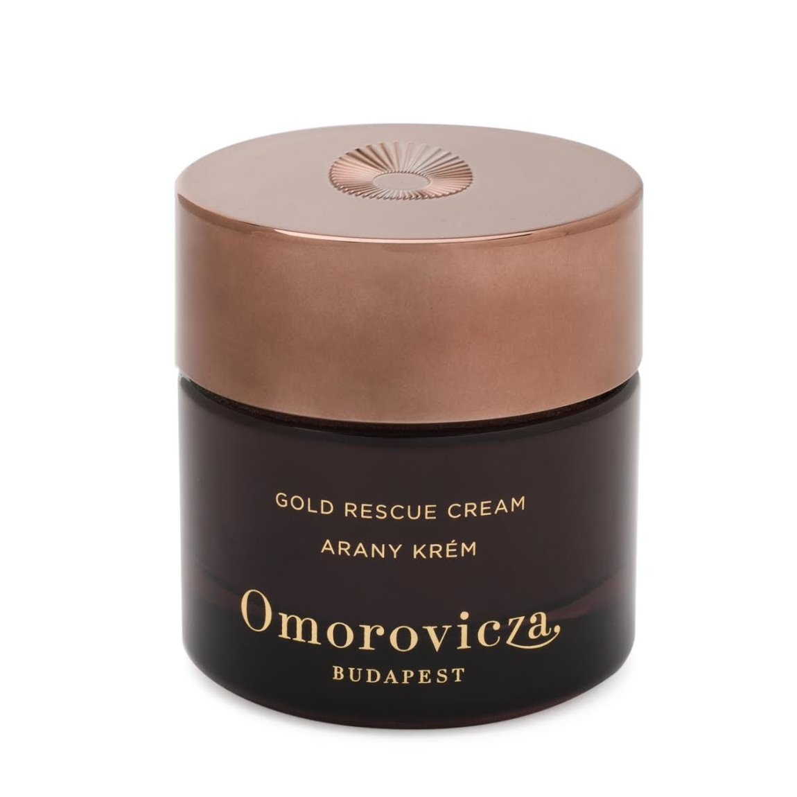 Omorovicza Gold Rescue Cream alternative view 1 - product swatch.
