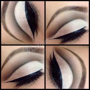 Instagram: @muavanessam #cutcrease #makeup
