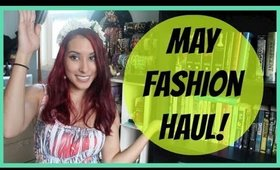 May Haul 2014: Romwe, OASAP, JustFab, and More!