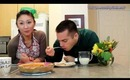 Baking: Pumpkin Apple Pie (Thanksgiving Pumpkin Pie)